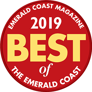 Best of the Emerald Coast Winner 2019