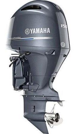 YAMAHA LF-150 XB
