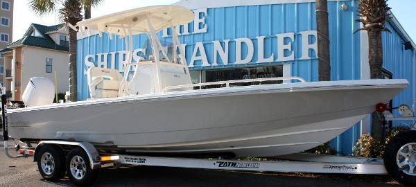 2018 Pathfinder 2600 TRS (Custom Pearl Grey)