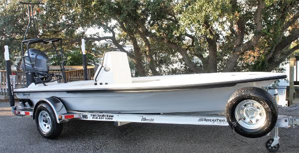 2019 Maverick Boat Co. 17 HPX-S (Whisper Grey)
