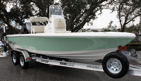 2019 Pathfinder 2005 TRS (Pastel Green)