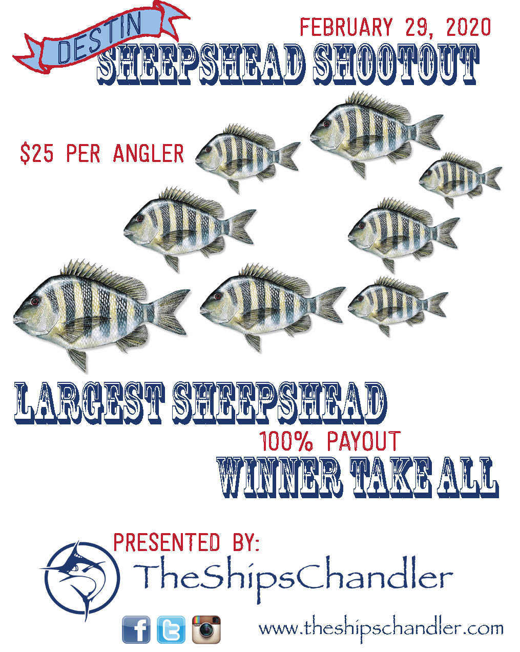 Ships Chandler Sheepshead Shootout 2020